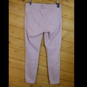 Vince Riley Pink Legging Stretchy Jeans Wisteria